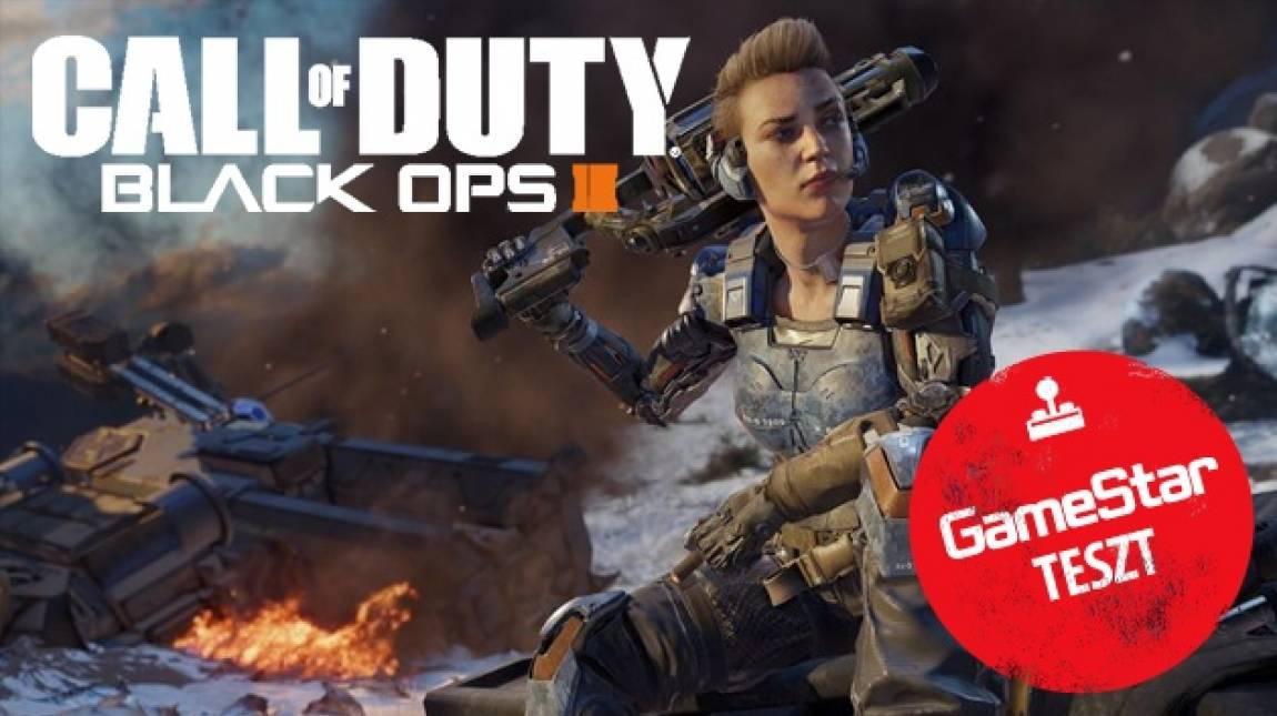 Call of Duty: Black Ops III teszt - három az egyben bevezetőkép