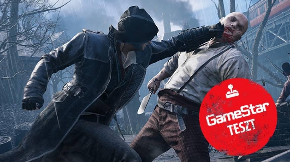 Assassin's Creed Syndicate PC teszt - mindenkinek van arca bevezetőkép