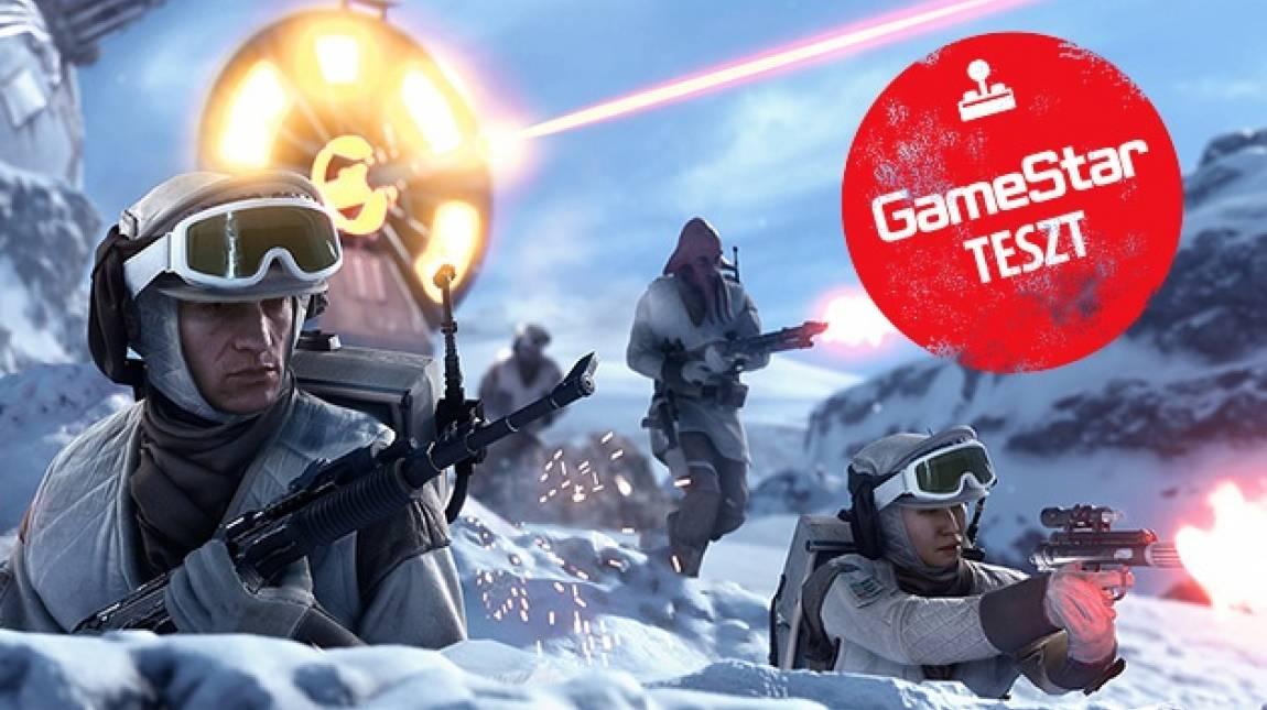 Star Wars Battlefront teszt - névtelen hősök bevezetőkép