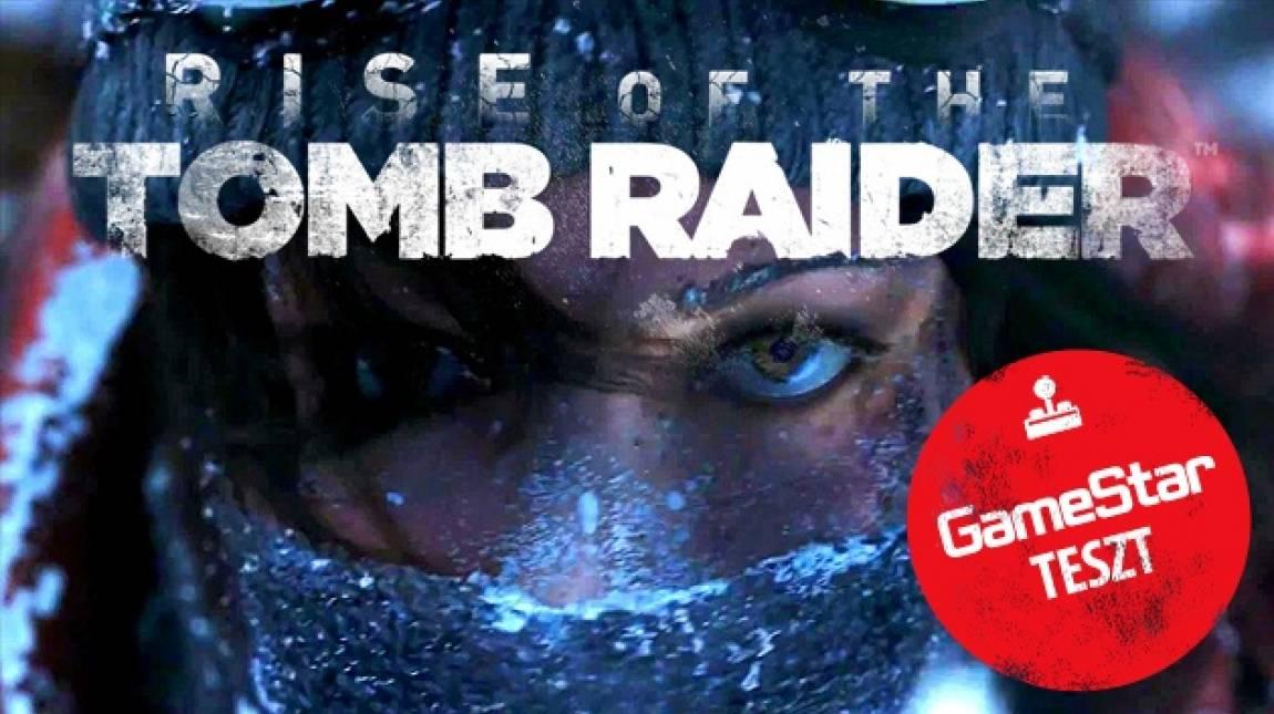 Rise of the Tomb Raider teszt - szerelem első látásra bevezetőkép