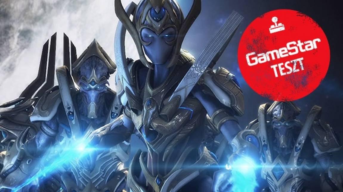 StarCraft II: Legacy of the Void teszt - a tökéletes lezárás bevezetőkép