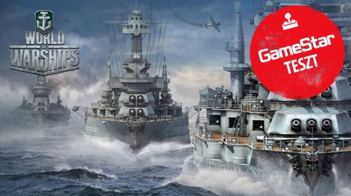 World of Warships teszt - kihajózunk újra bevezetőkép
