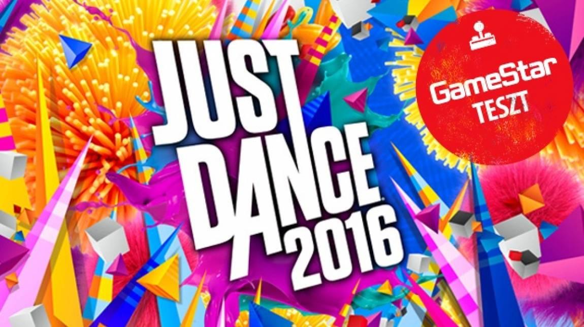 Just Dance 2016 teszt - albatrosz vagyok bevezetőkép
