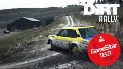 DiRT Rally teszt - a klasszikus rali kép