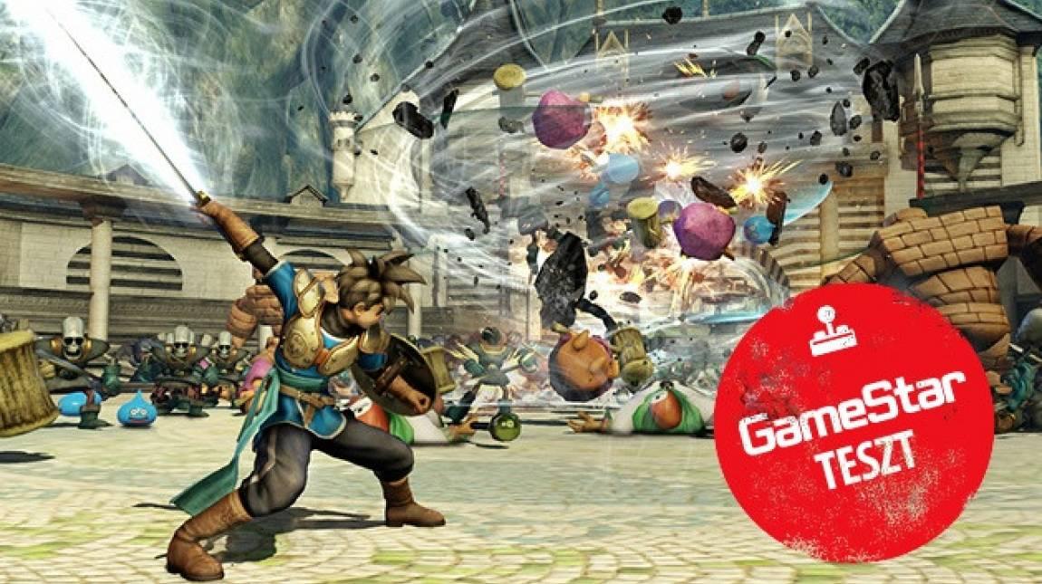 Dragon Quest Heroes teszt - nem hétköznapi hősök bevezetőkép