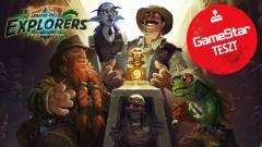 Hearthstone: The League of Explorers teszt - kalandra fel! kép