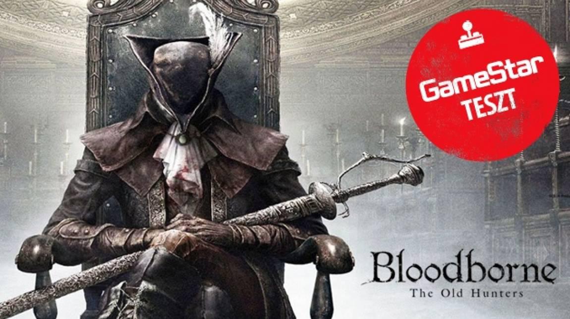 Bloodborne: The Old Hunters teszt - öreg vadász vagyok már én bevezetőkép