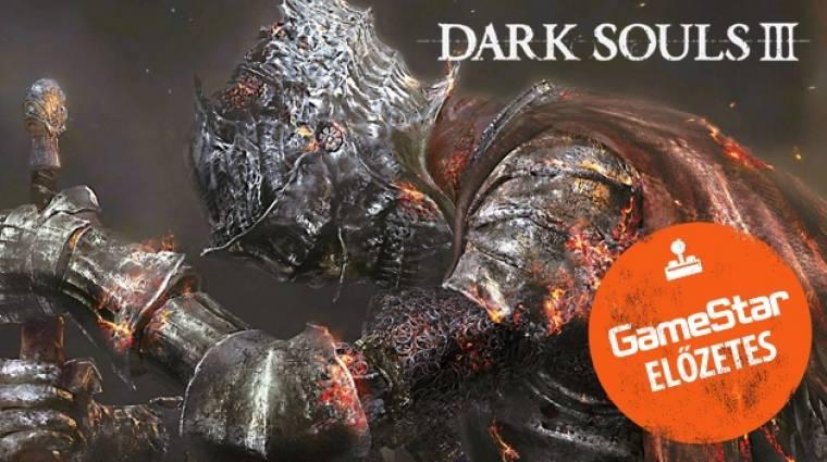 Dark Souls III előzetes - harmadszor is szenvedünk bevezetőkép