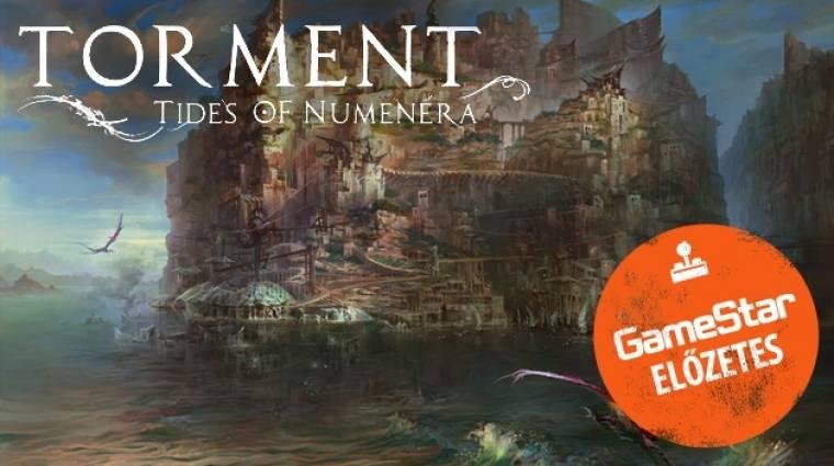 Torment: Tides of Numenera előzetes - mik azok a numenerák? bevezetőkép