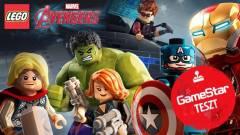 Lego Marvel's Avengers teszt - kockásított Bosszúállók kép