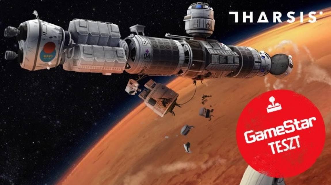 Tharsis teszt - dobj az életedért! bevezetőkép