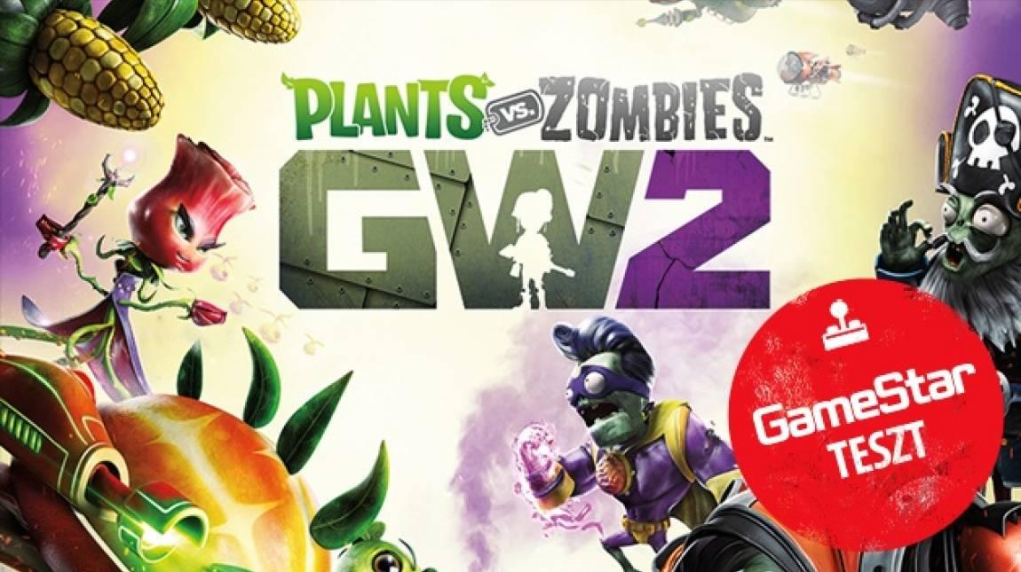 Plants vs. Zombies: Garden Warfare 2 teszt - a zombik uralkodnak, de van még remény bevezetőkép