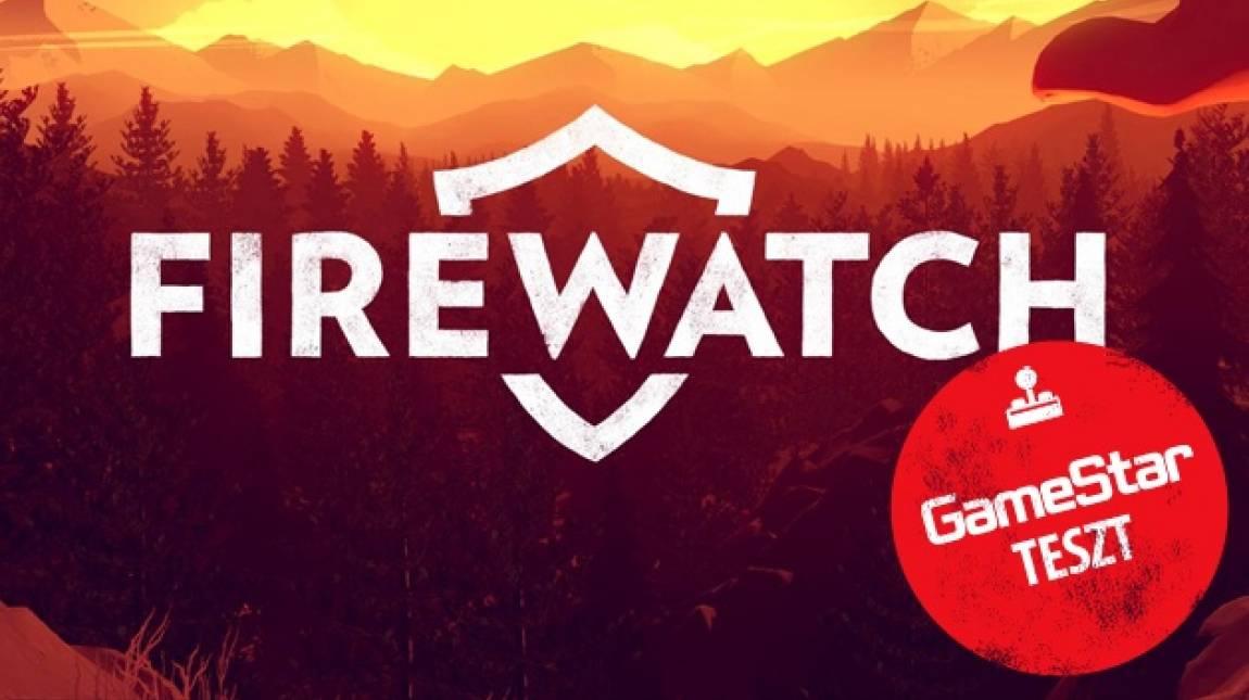 Firewatch teszt - nem a tűz a lényeg bevezetőkép