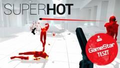 Superhot teszt - soha többé Call of Duty kép