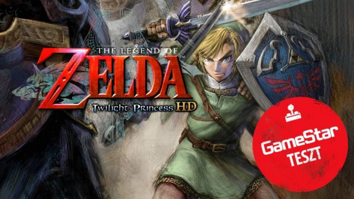 Legend of Zelda: Twilight Princess HD teszt - a farkas már HD-ben harap bevezetőkép