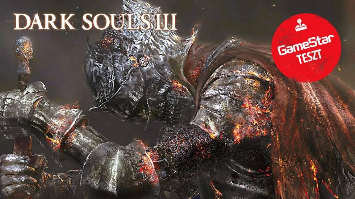 Dark Souls III teszt - halj meg harmadszor bevezetőkép