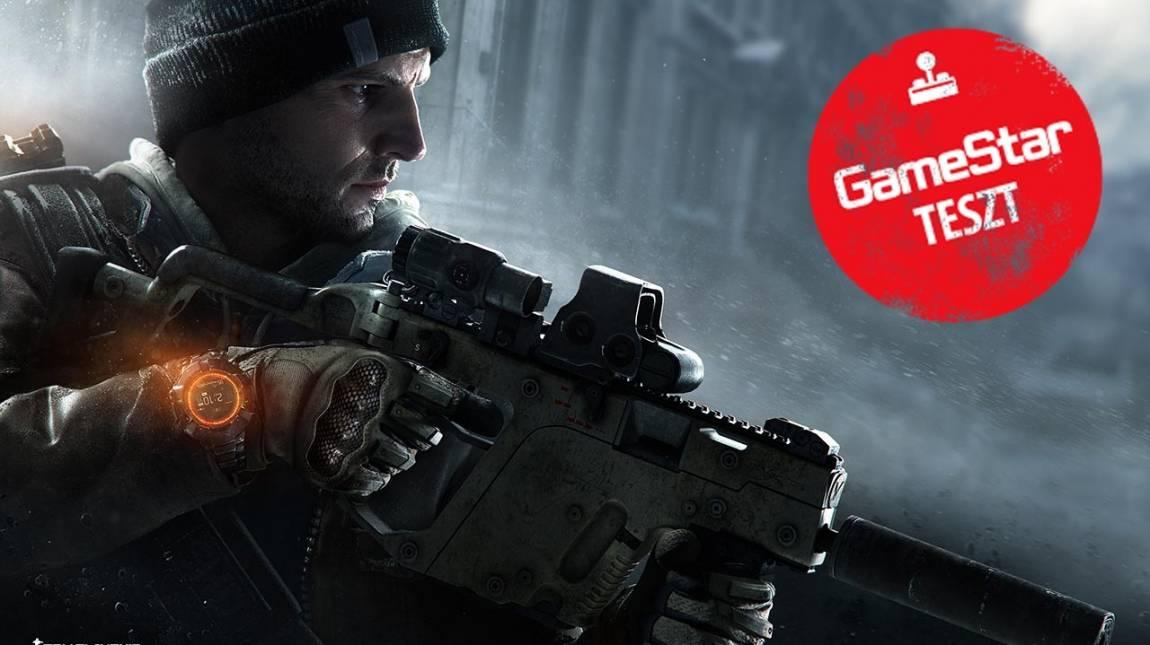 Tom Clancy's The Division teszt - lehet szeretni a világvégét? bevezetőkép