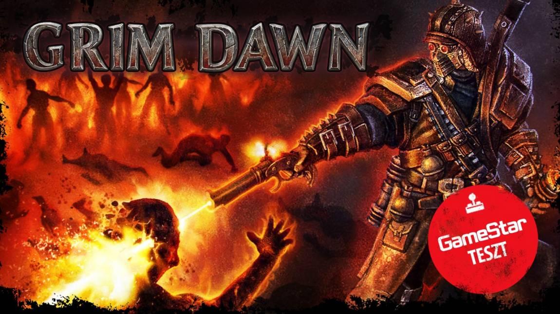 Grim Dawn teszt - mintha titánok volnának bevezetőkép