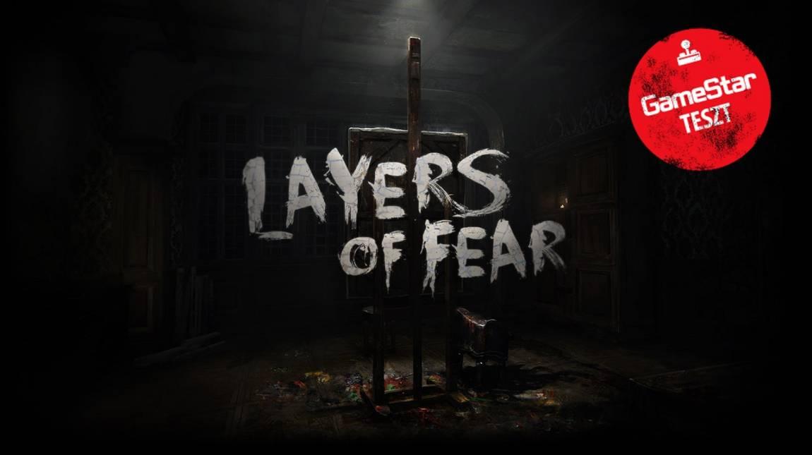 Layers of Fear teszt - a félelem olyan, mint a hagyma bevezetőkép