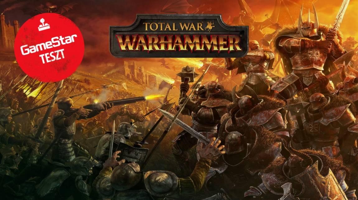 Total War: Warhammer teszt - a fantázia jobb, mint a valóság bevezetőkép