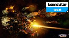 Battlefleet Gothic: Armada teszt - űr, az van kép