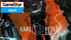 Hard Reset Redux teszt - toltunk kicsit a grafikára kép