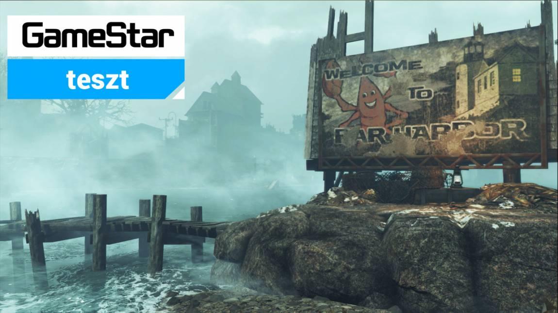 Fallout 4: Far Harbor teszt - egy ködös sziget bevezetőkép