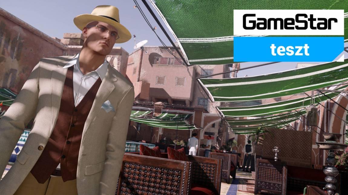 Hitman: Episode 3: Marrakesh teszt - piacozzunk! bevezetőkép