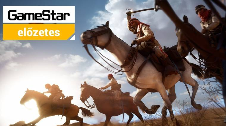 Battlefield 1 előzetes - hogyan fut a játék konzolon és PC-n? bevezetőkép
