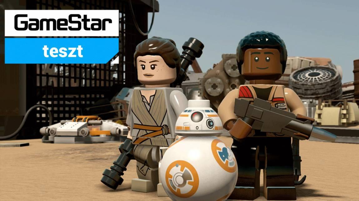 Lego Star Wars: The Force Awakens teszt - végre, valami új! bevezetőkép