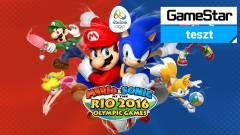 Mario & Sonic at the Rio 2016 Olympic Games teszt - sportolni továbbra is mókás kép