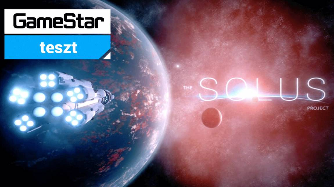 The Solus Project teszt - űrhajótörött bevezetőkép