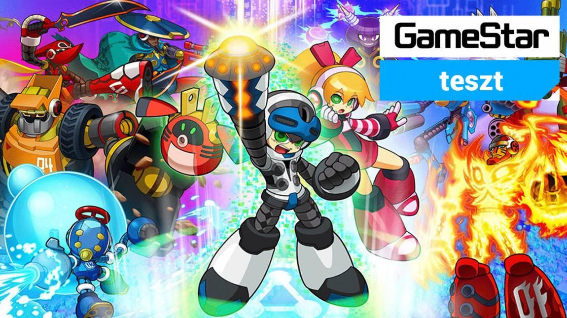 Mighty No. 9 teszt - majdnem Mega Man bevezetőkép