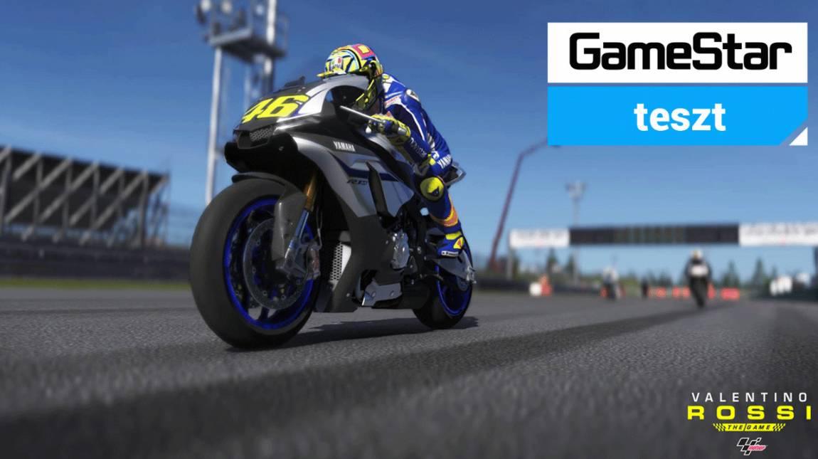 Valentino Rossi: The Game teszt - egy legenda tiszteletére bevezetőkép