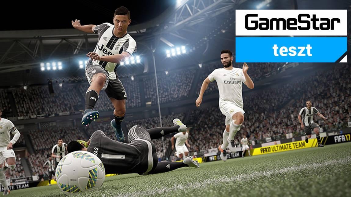 FIFA 17 teszt - üdvözlégy Alex Hunter! bevezetőkép