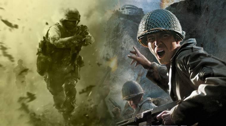 Szavazz: Melyik volt szerinted az eddigi legjobb Call of Duty játék? bevezetőkép