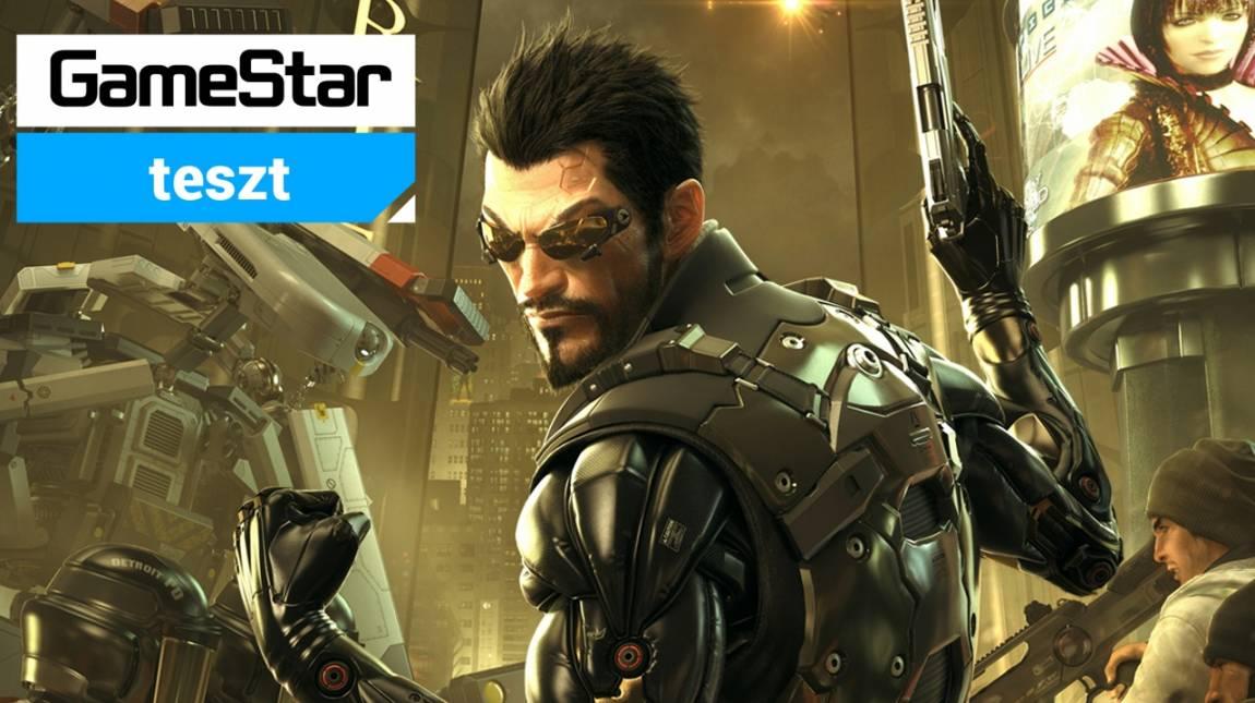 Deus Ex: Mankind Divided teszt - egy napunk Prágában bevezetőkép