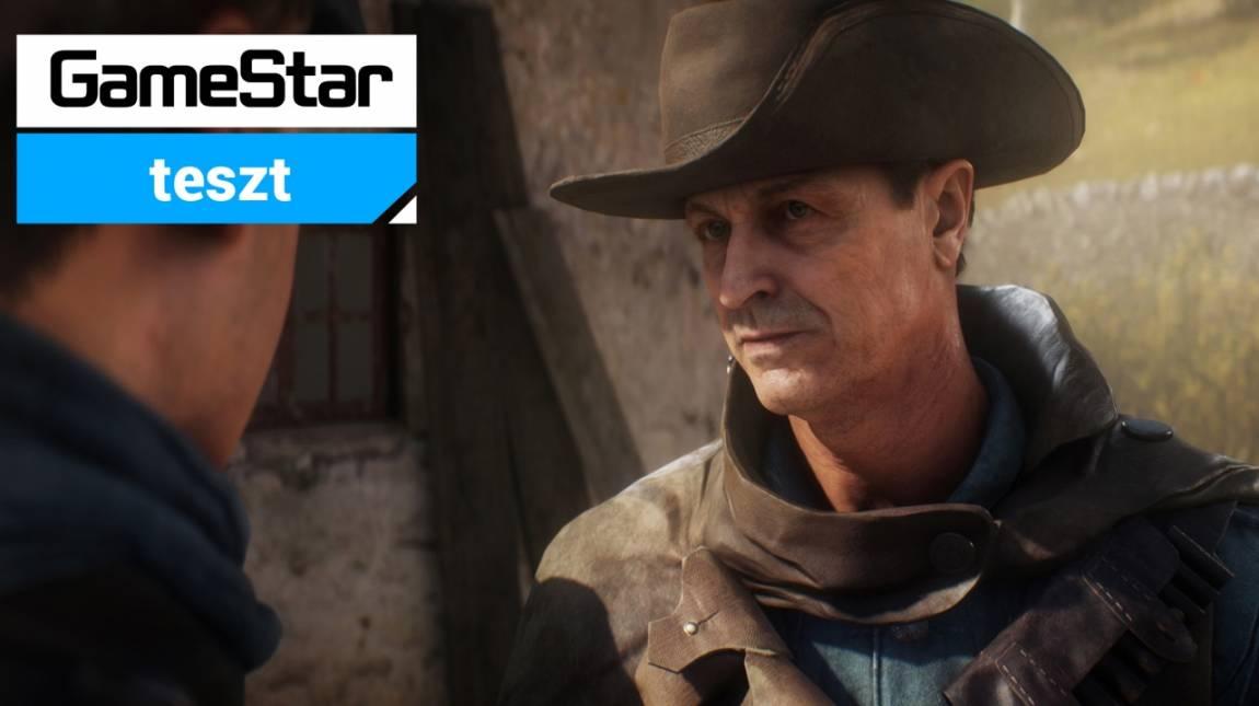 Battlefield 1 egyjátékos teszt - vissza a múltba, ez a jövő! bevezetőkép