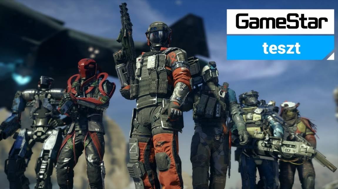 Call of Duty: Infinite Warfare teszt - a soha véget nem érő háború bevezetőkép