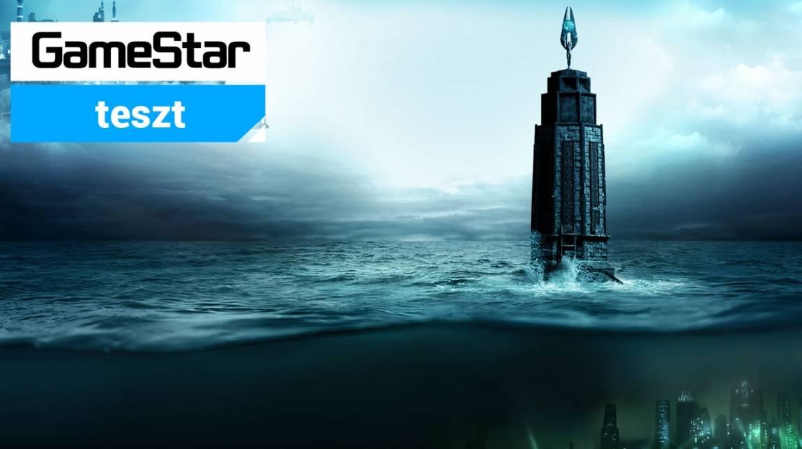 BioShock: The Collection teszt - vissza a tenger mélyére! bevezetőkép
