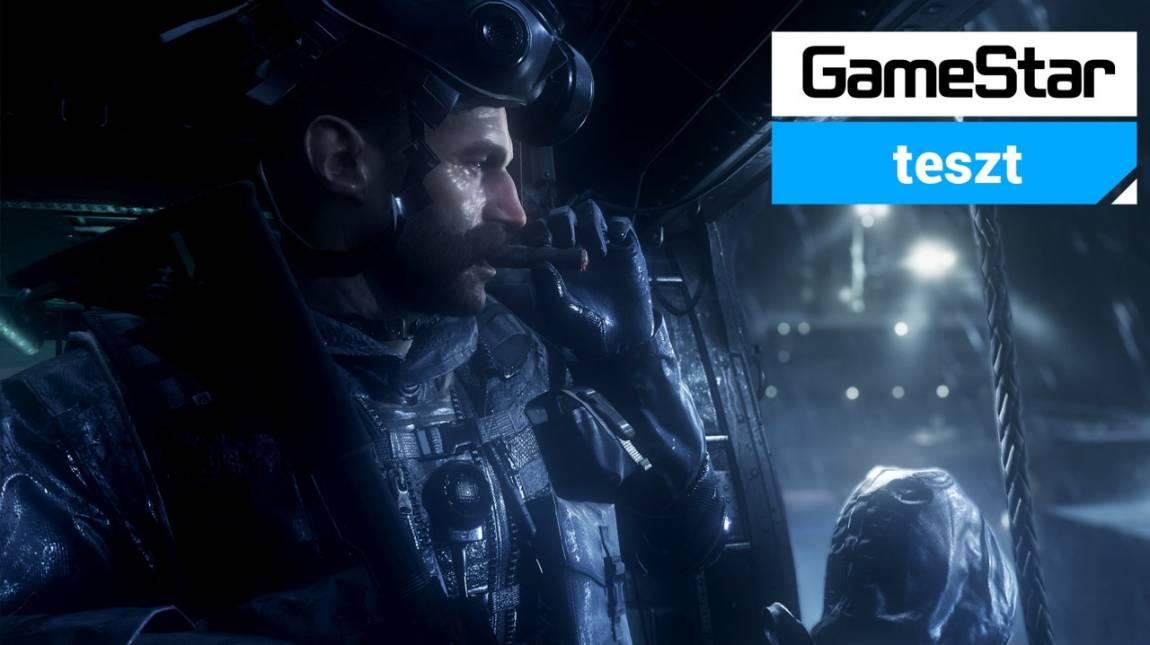 Call of Duty: Modern Warfare Remastered teszt - az idő mindent megszépít bevezetőkép