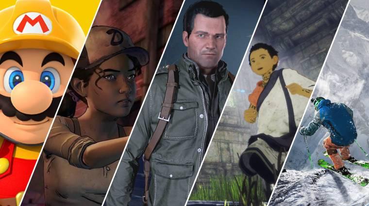 The Last Guardian, Dead Rising 4 - 2016. decemberi játékmegjelenések bevezetőkép