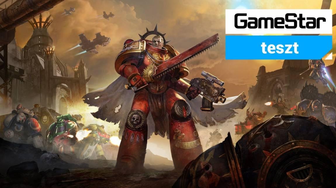 Warhammer 40,000: Eternal Crusade teszt - a császár új ruhája bevezetőkép