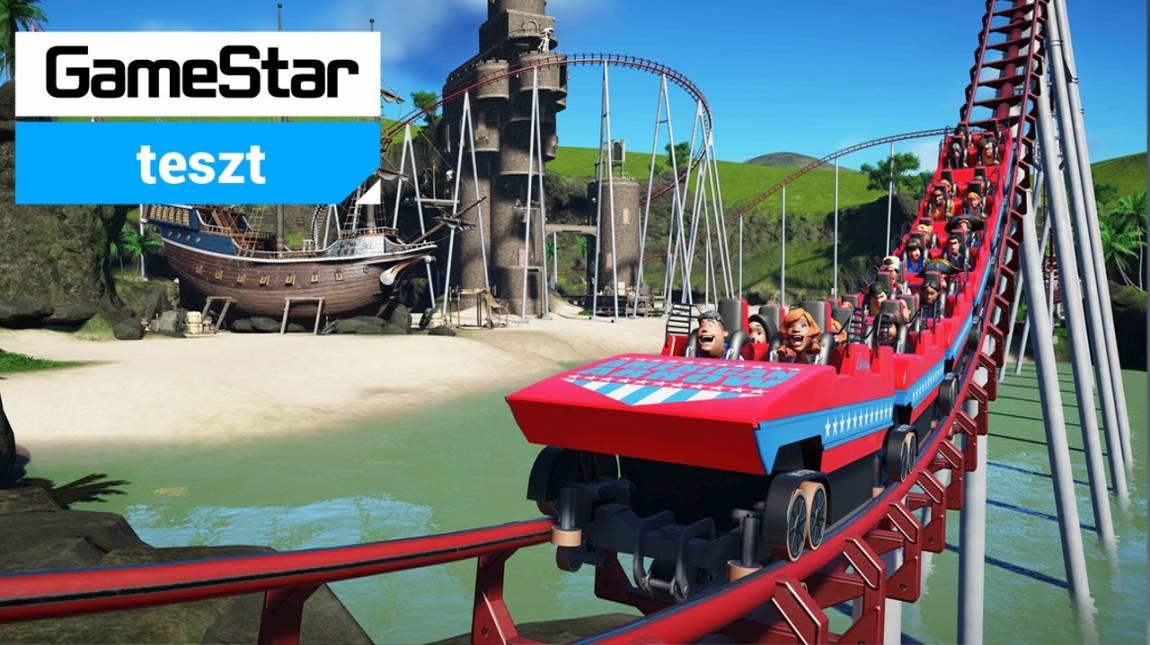 Planet Coaster teszt - a legvidámabb park bevezetőkép