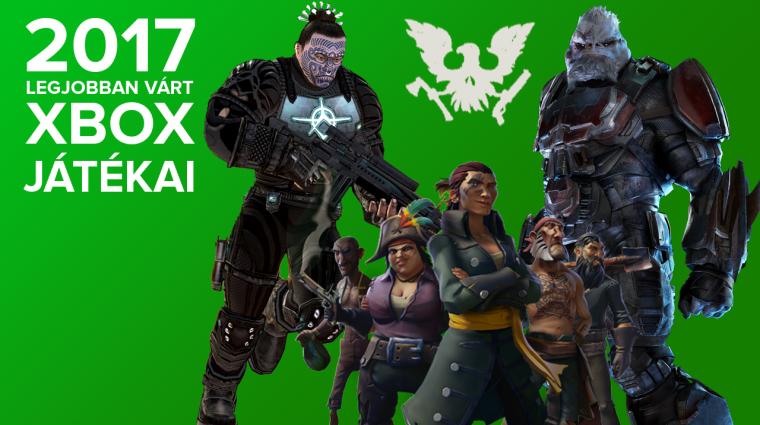 2017 legjobban várt Xbox játékai bevezetőkép