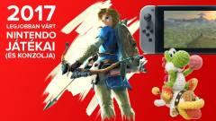 2017 legjobban várt Nintendo játékai (és konzolja) kép