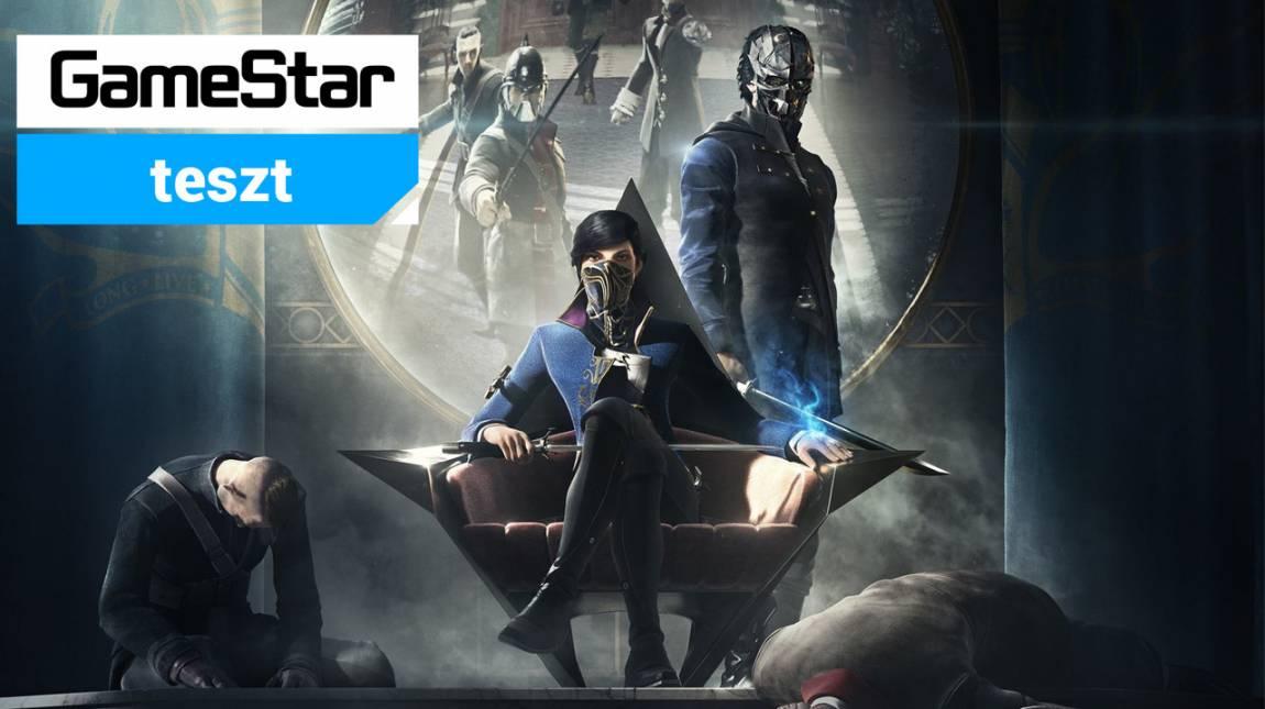 Dishonored 2 teszt - ismét a becsület a tét bevezetőkép
