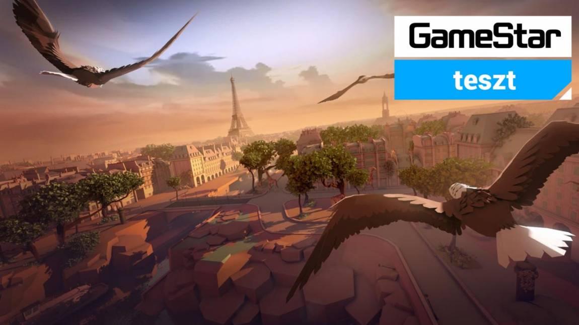 Eagle Flight teszt - Párizs madártávlatból bevezetőkép