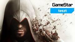Assassin's Creed: The Ezio Collection teszt - a mester bizony megöregedett kép