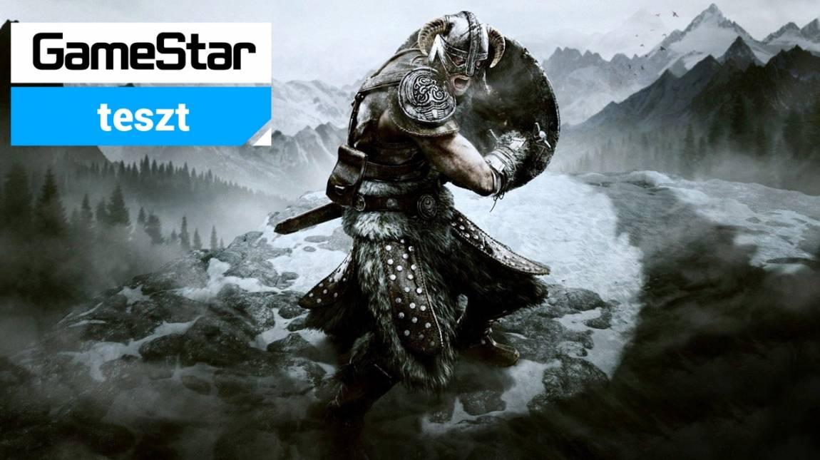 The Elder Scrolls V: Skyrim Special Edition teszt - kiáltsd, remaster! bevezetőkép